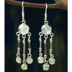 Dreamer Moonstone Earrings