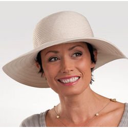 Sydney Diva Packable Sun Hat