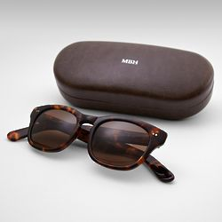 Brown Sidewinder Sunglasses