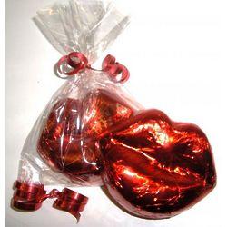 Chocolate Kissing Lips