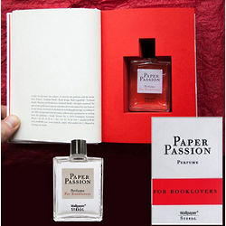 Paper Passion Perfume for Book Lovers