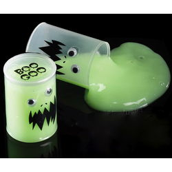 Boo Goo Glow in the Dark Slime