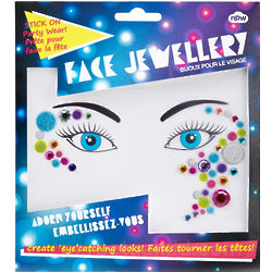 Face Jewelry Kit
