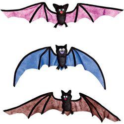 Friendly Plush Hanging Halloween Bats
