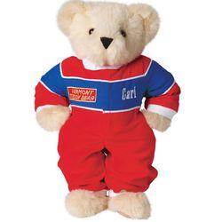 Racecar Driver Teddy Bear