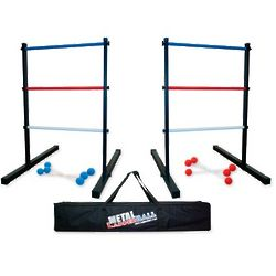 Metal Ladderball Lawn Game