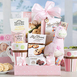 It's a Girl Pink Gift Box