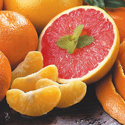 Valencia Oranges & Ruby Red Grapefruit - 18 Pounds