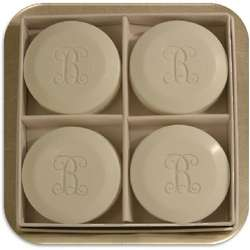 Personalized Round Soap Gift Box