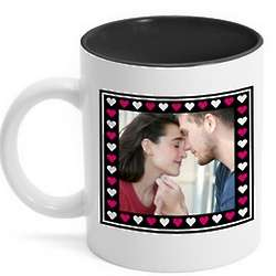 Personalized Valentine Photo Mug