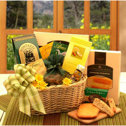 Spring Treats & Tea Easter Gift Basket