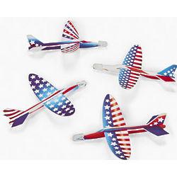 Patriotic Printed Gliders