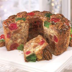 Christmas Fruitcake 5-lbs