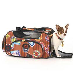 Eco-Friendly Traveler Weekender Pet Carrier