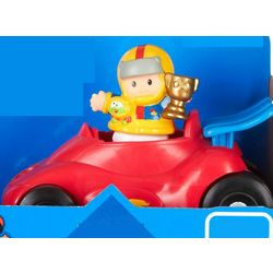 Fisher-Price Little People Race Car