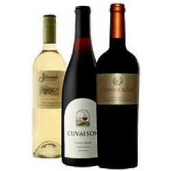 Napa Valley Wine Trio