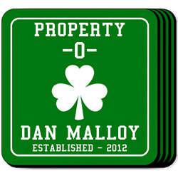 Property O Coasters