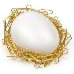 Desk Egg Paperclip Nest
