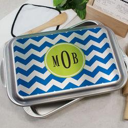 Monogram Madness Cake Pan