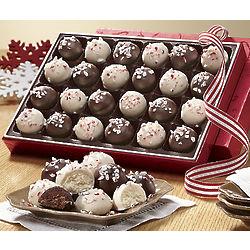 Peppermint Truffles