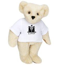 Cat Lover T-Shirt Teddy Bear