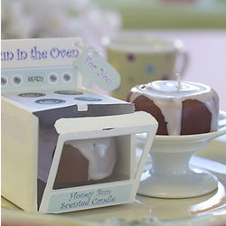 Bun in the Oven Scented Candle Set
