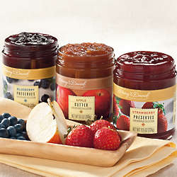 Create-Your-Own Preserve and Butter Sampler