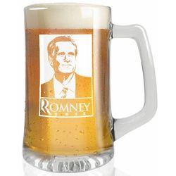 Romney 2012 Beer Mug