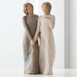My Sister, My Friend Willow Tree Figurine