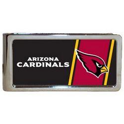 Personalized Arizona Cardinals Money Clip
