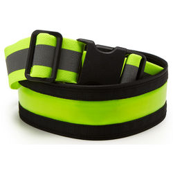 Runner's and Biker's LED Reflective Safety Belt