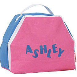 Personalized Lunch Box in Pastel Colors