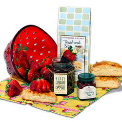 Strawberry Shortcake Gift Basket™