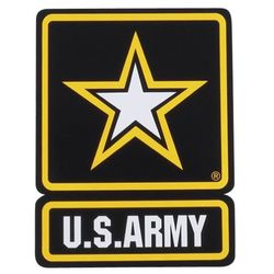 U.S. Army Star Car Magnet