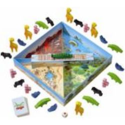 Animal Upon Animal Balancing Bridge Game
