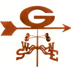 Georgia Bulldogs Weathervane