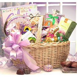 Deluxe Easter Surprise Basket