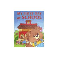 My First Day at School Personalized Book