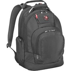 "Deluxe 16"" Computer Backpack with Tablet or EReader Pocket"