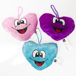 Smiley Heart Plush Toy