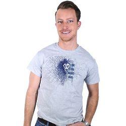 Be Courageous Bible Verse T-Shirt
