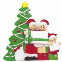 Christmas Morning Family Table Topper