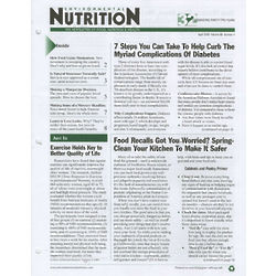 Environmental Nutrition Magazine Subscription