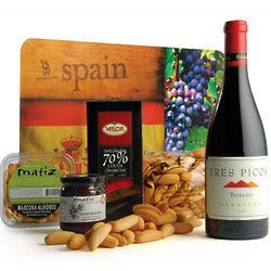 Spanish Fiesta Gift Basket
