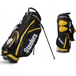 Pittsburgh Steelers 14 Way Fairway Stand Bag