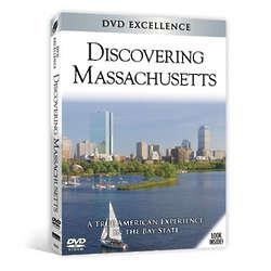 Discovering Massachusetts DVD