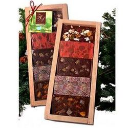 Grand Mendiant Gourmet Chocolate Gift Crate