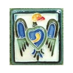 Celtic Winged Eagle Fridge Magnet
