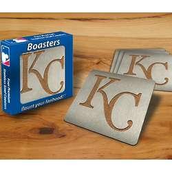 Kansas City Royals Boaster Coasters