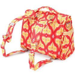 B.F.F. Messenger / Backpack Diaper Bag